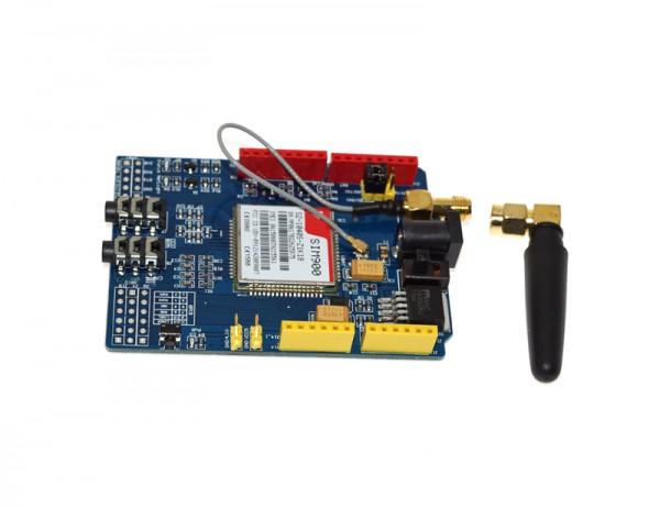 ALLNET 4duino GSM GPRS Sheeld für Arduino Uno