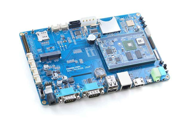 FriendlyELEC Smart4418 CPU board (8G eMMC,1G RAM) + SDK V1606