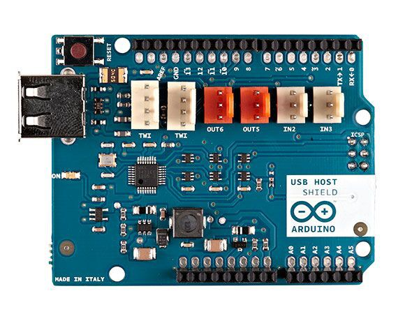 Arduino® USB Host Shield