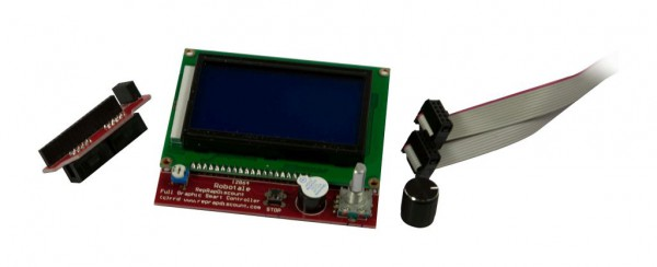 ALLNET 4duino 3D Drucker Display Controller für Drucker Board MKS Gen V1.2