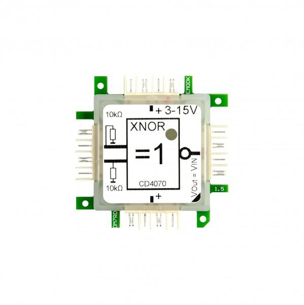 ALLNET Brick'R'knowledge Logik XNOR CD4070