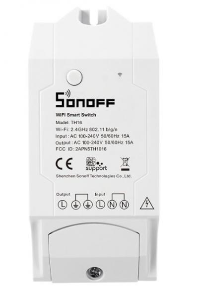 Sonoff Switch WiFi Smart Switch TH16