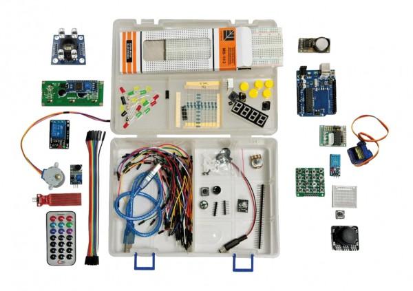 ALLNET 4duino Starter Kit UNO R.3 SET ES