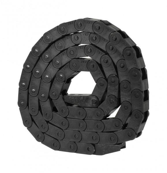 ALLNET 4duino 3D Towlines - Schleppkette für Kabel, mechanischer Schutz 7mm mit Schnellverschluss 1m