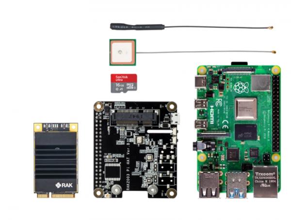 RAK Wireless LoRa Disvover Kit 2 RAK2287-23 EU868