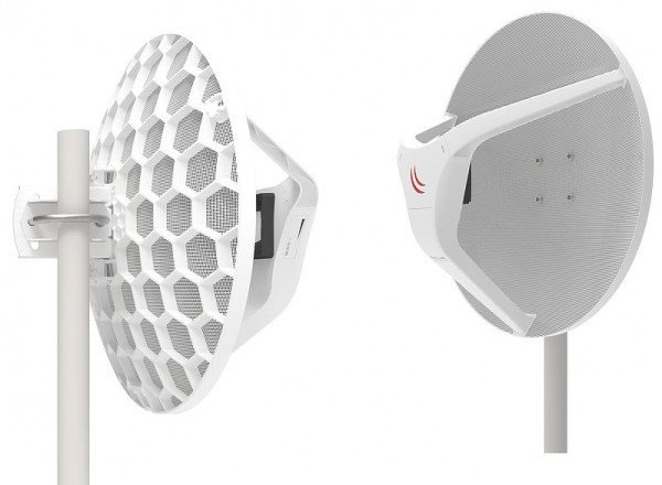 MikroTik Wireless Wire Dish, RBLHGG-60adkit