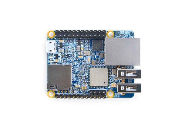 FriendlyELEC NanoPi Neo2 Plus v2 - 512MB HexaCore Allwinner H5 Quadcore A53 64-bit (nur Mainboard)