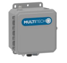 MultiTech LoRa Conduit LoRa Gateway LTE IP67 200 Series Base Station MTCDTIP2-L4E1-B11EKP-L1M