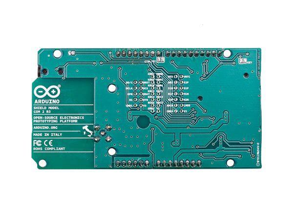 Arduino® GSM Shield 2 (antenna connector)