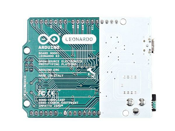 Arduino® Leonardo (with Headers)