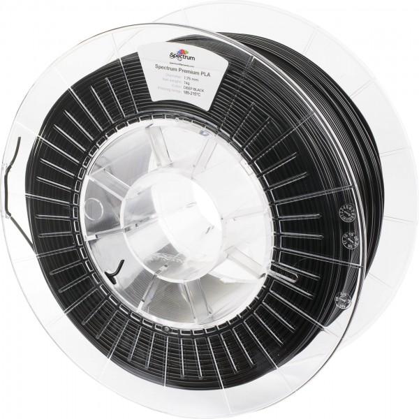 Spectrum 3D Filament HIPS-X 1.75mm DEEP schwarz 1kg