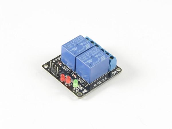 ALLNET 4duino Relais-Modul 2-fach ohne Optokoppler