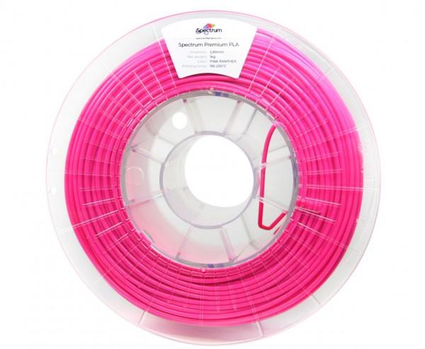 Spectrum 3D Filament PLA 2.85mm PINK PANTHER 1kg
