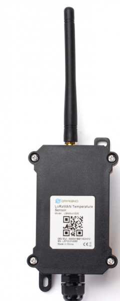 DRAGINO Sensor LoRa Industrial Temperatur Transmitter LTC2-NA-EU868 ohne Sonde