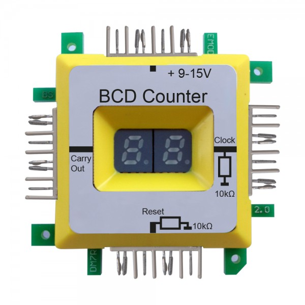 ALLNET Brick'R'knowledge Logik BCD Counter