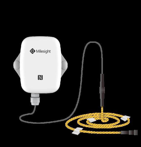 Milesight IoT LoRaWAN Outdoor Sensor Zone Leakage Detection EM300 4000 mAh Battery Accessorie
