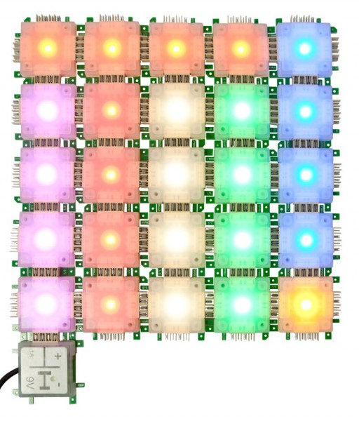ALLNET Brick'R'knowledge 7 Color Light Set