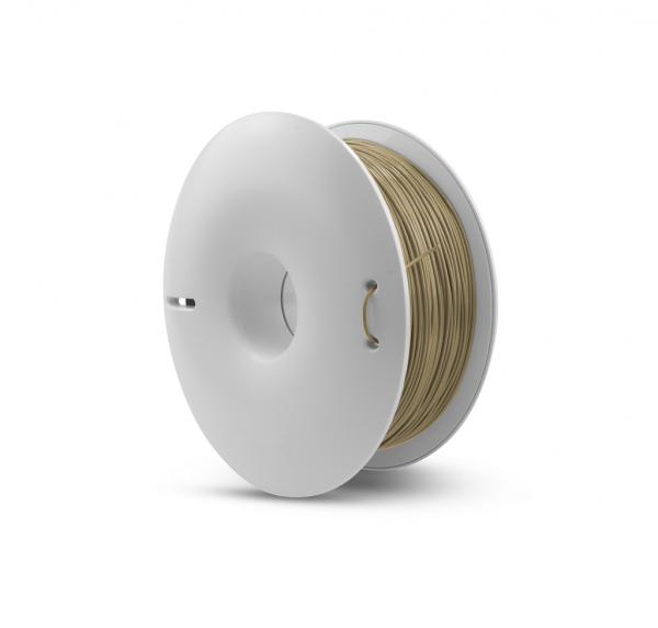 Fiberlogy 3D Filament HD PLA beige 1,75 mm