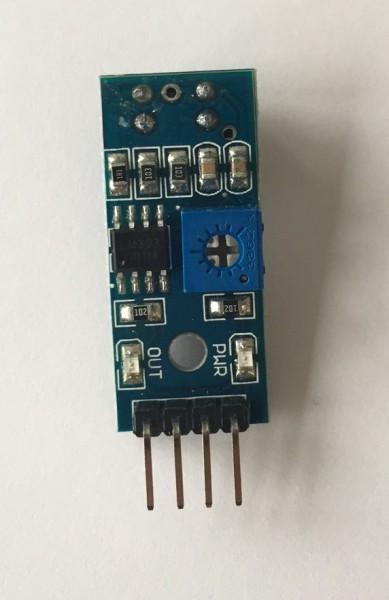 ALLNET 4duino Sensor Reflexlichtschranke TCRT5000
