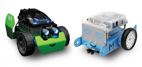 Robotik Super Bundle: Einstieg in verschiedene Roboterwelten