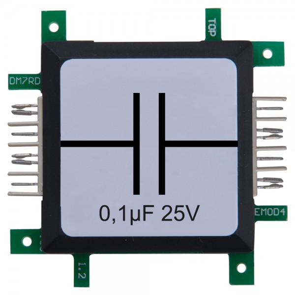 ALLNET Brick'R'knowledge Kondensator 0,1µF 25V