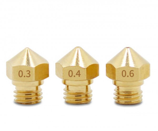 ALLNET 4duino 3D Nozzles M7 Düse verschiedene Größen