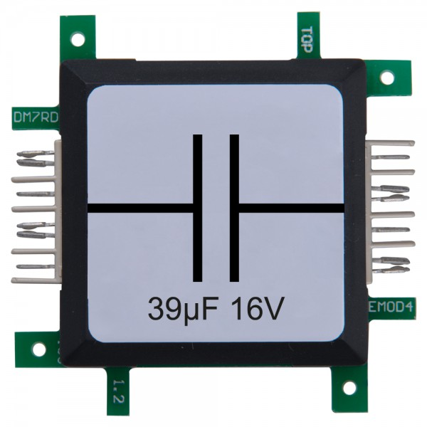 ALLNET Brick'R'knowledge Kondensator 39µF 16V