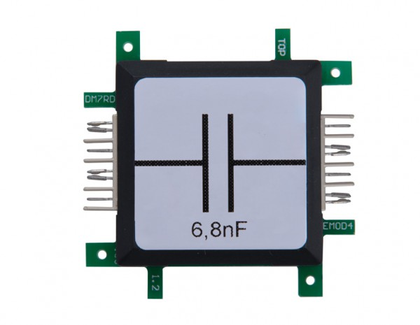 ALLNET Brick'R'knowledge Kondensator 6.8nF