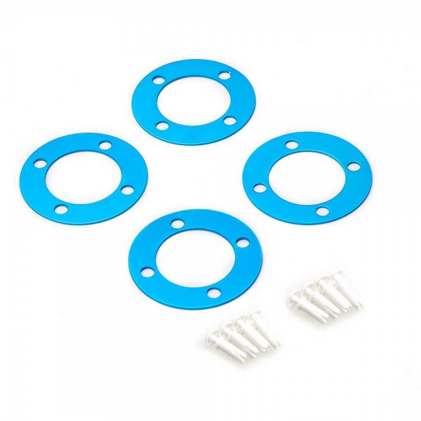 Makeblock-Timing Pulley Slice 62T B - Blue (4-Pack)