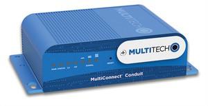 MultiTech MultiConnect Conduit IP67 Base Station Lightning