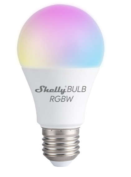 Shelly Beleuchtung Duo RGBW Bulb