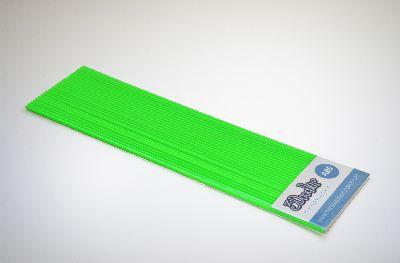 """3Doodler Create+ Filament ABS grün 24 Stück """"Grrreally Green 24 Pack"""" SALE"""