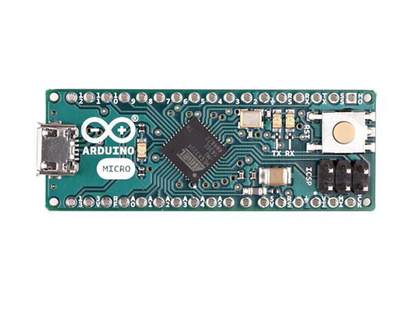 Arduino® Micro WITHOUT headers