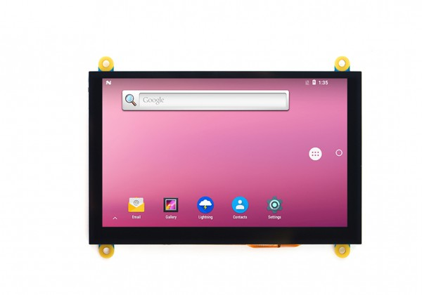 5inch LCD Display with Capacitive Touch (W500)