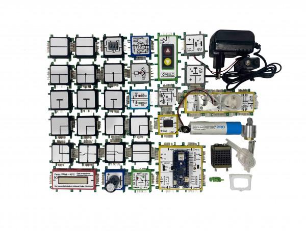 """ALLNET Brick'R'knowledge """"Fuel Cell Set"""" - Wasserstoff-Brennstoffzelle (Deutsch / German)"""