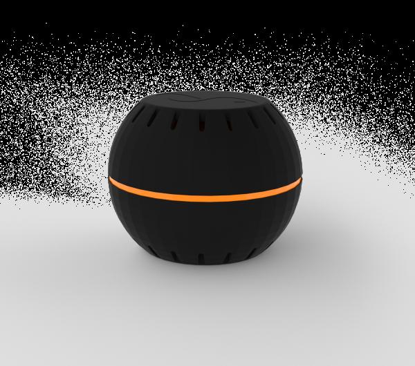Shelly H&T - Raumtemperatur und Luftfeuchtikeits Sensor- schwarz