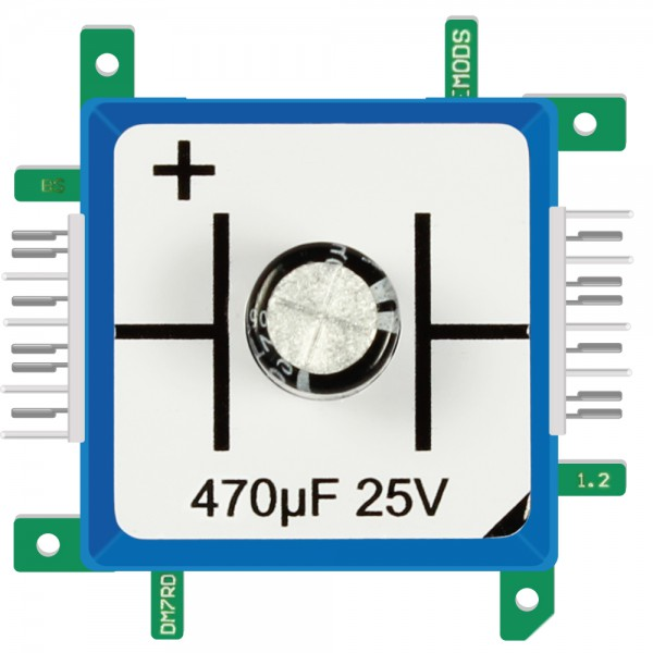ALLNET Brick'R'knowledge Kondensator 470µF 25V