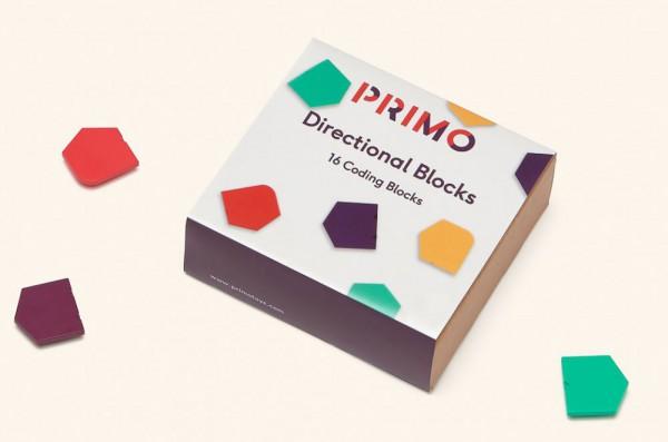 """Cubetto MINT Coding Blöcke """"Richtungen"""" aus Holz ab 3 Jahren (Geeignet für Montessori) - Internation"""