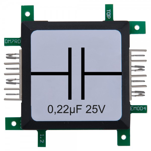 ALLNET Brick'R'knowledge Kondensator 0,22µF 25V