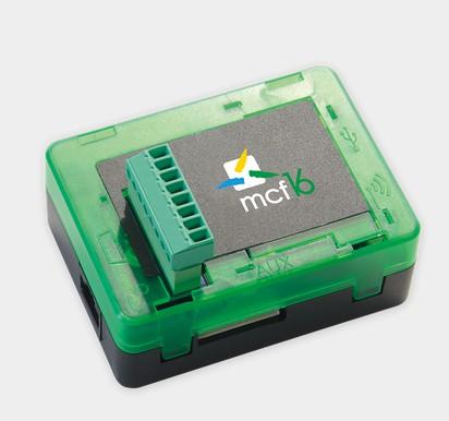 LoRa MCF88 4-20mA/0-10V to LoRaWANâ interface with digital Out