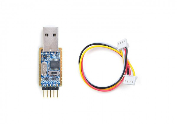FriendlyELEC USB to UART, TTL Serial Cable - Debug / Console Cable for Pi