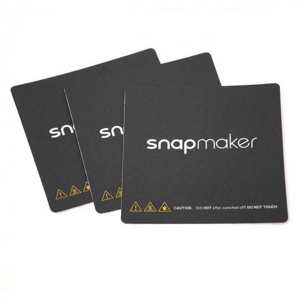 Snapmaker zbh. Sticker Sheet Haftungsfolie für 3D Drucke