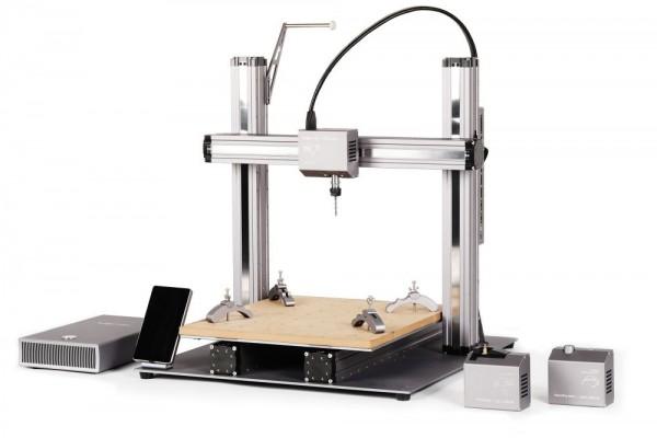 Snapmaker 2.0 A350 3-in-1 3D Drucker + Laser + CNC Fräse + Gehäuse EU Version