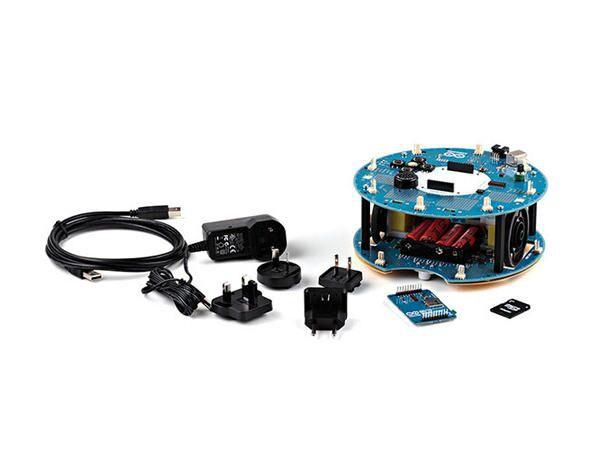 Arduino® Robot (EU/US/UK/AU plugs)