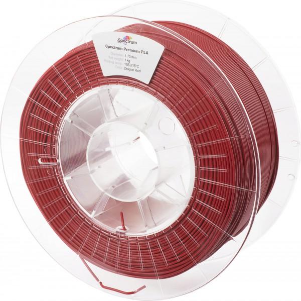 Spectrum 3D Filament HIPS-X 1.75mm DRAGON rot 1kg
