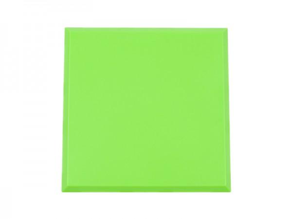ALLNET Brick'R'knowledge Kunststoffschale 2x2 grün oben und unten 10er Pack