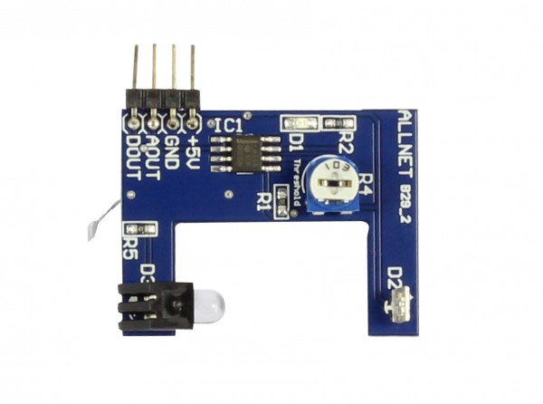 ALLNET 4duino Heartbeat Sensor