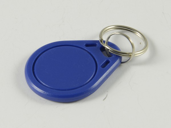 "ALLNET 4duino RFID Tag Schlüsselanhänger blau ""125kHz"""