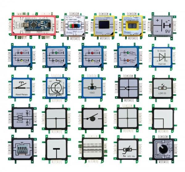 ALLNET Brick'R'knowledge Arduino Coding Set