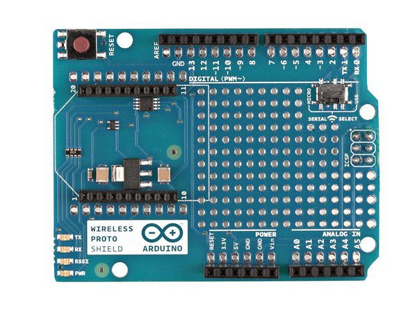 Arduino® Wireless Proto Shield